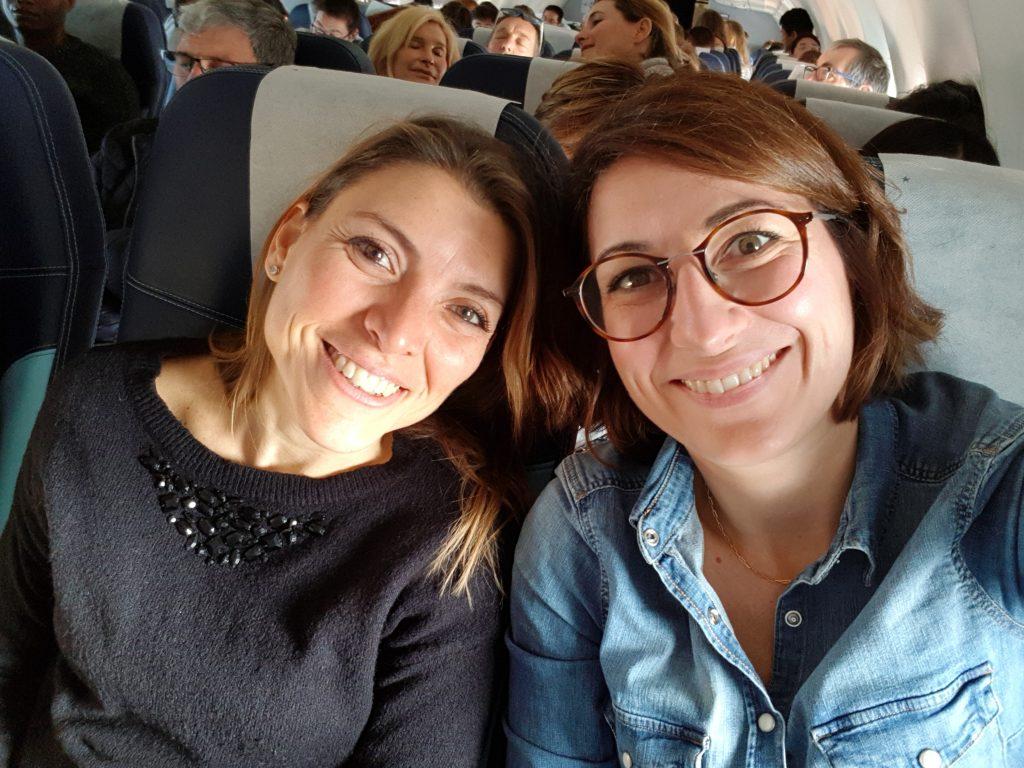 voyage amies friends bonheur sourires travel
