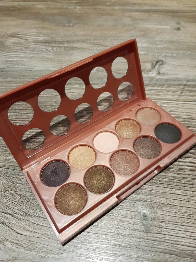 makeup, maquillage, nyx, doré, paris, blog